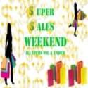 Super Sales Weekend