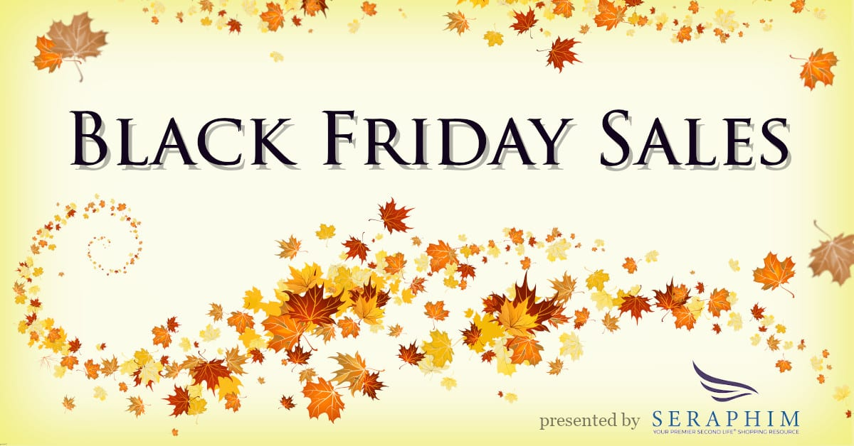 Black Friday is almost here!