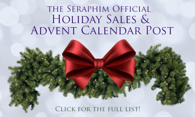 Holiday Sales And Advent Calendar Lists