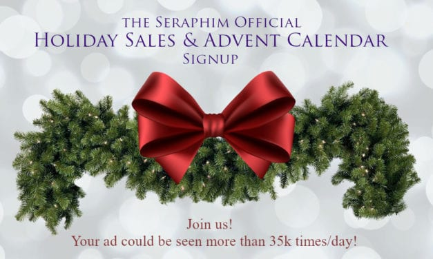 Holiday Sales and Advent Calendar Signups Are Here!