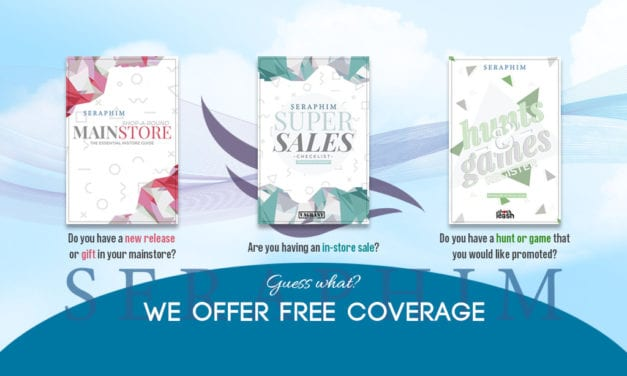 Are You Looking For Free Coverage For Your Sale, Hunt Or New Release?